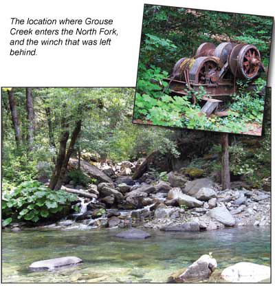Apology to Grouse Creek