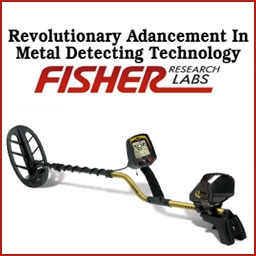 Click to see the NEW Fisher Gold Bug PRO!