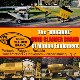 Home of the Original Gold Claimer