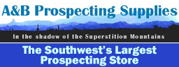 Serving Professional and Recreational Prospectors since 1979