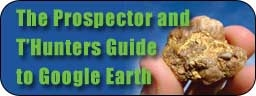 New Book! Learn to use Google Earth to find gold and treasure!