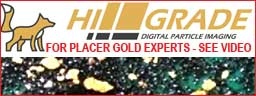 Modern analysis tool for placer gold experts - fast!