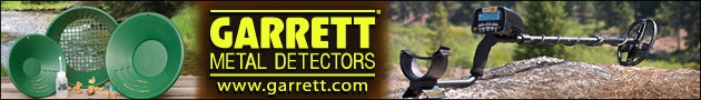 Garrett Electronics - trusted by real miners & prospectors!