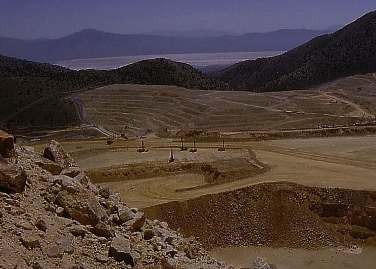Large Scale Mining