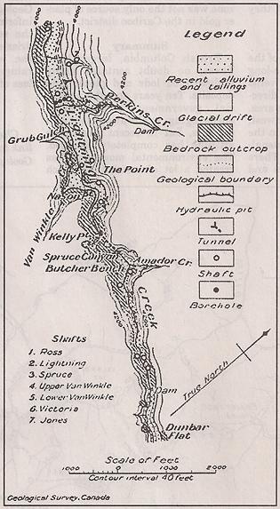 Lightning Creek, British Columbia - September 2000 (Vol  70, No  1