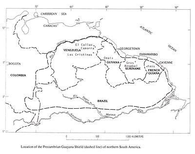 The Guyana Highlands - October 2004 (Vol. 74, No. 2) - ICMJ\'s ...