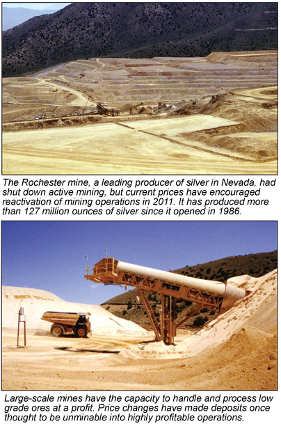Rochester Mine