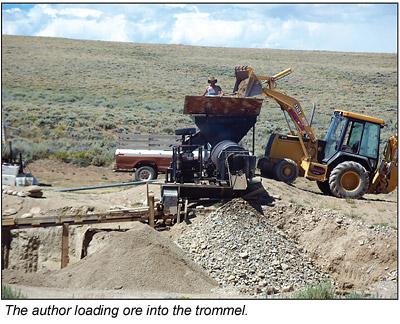 loading ore