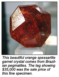 All About Garnets - February 2013 (Vol  82  No  6) - ICMJ's