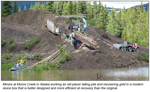Finding Gold in Tailing Piles - December 2014 (Vol  84, No  4
