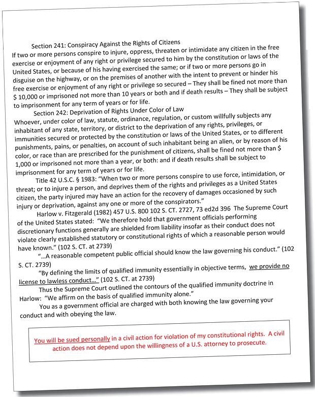 Direct and Constructive Notice - June 2015 (Vol  84, No  10