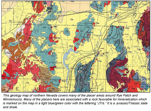 sometimes geologic maps include a cross section through the terrain on the map showing the relationship of how various formations are situated one