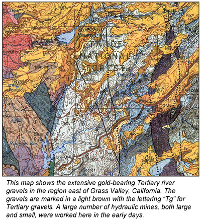 how a geologic map can help you find more gold there are hundreds more including some i do not wish to share because i am planning on going there to