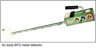 Detectors: Past, Present and Future - - ICMJ's Prospecting and
