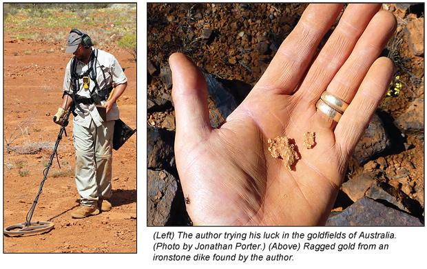 Australian Gold Adventure - - ICMJ's Prospecting and Mining Journal