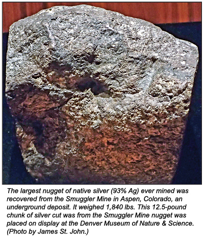 Rare Silver Nuggets And Their Origins | ICMJs Prospecting and Mining