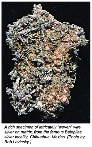 Rare Silver Nuggets And Their Origins | ICMJs Prospecting