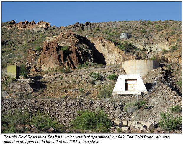 Mohave County, Arizona: The Oatman/San Francisco Mining